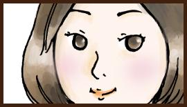 WEB漫画かぴぐらし「あゆみさんお誕生日おめでとう」